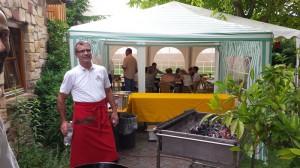 Grillbuffet von Grillmeister Peter