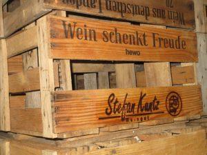 Unser neues Holzkisten-Branding