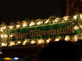 Pfälzer Glühweinstube