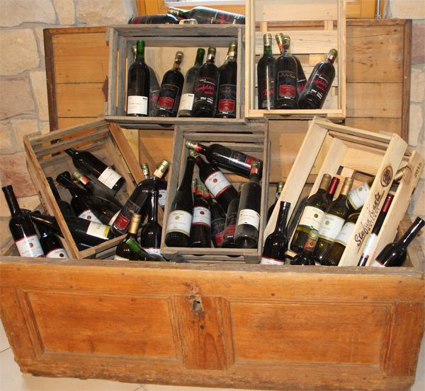 Wohnzimmer Weinprobe Paket -1-