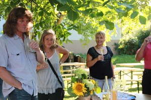 Fest in der Villa Vino feiern